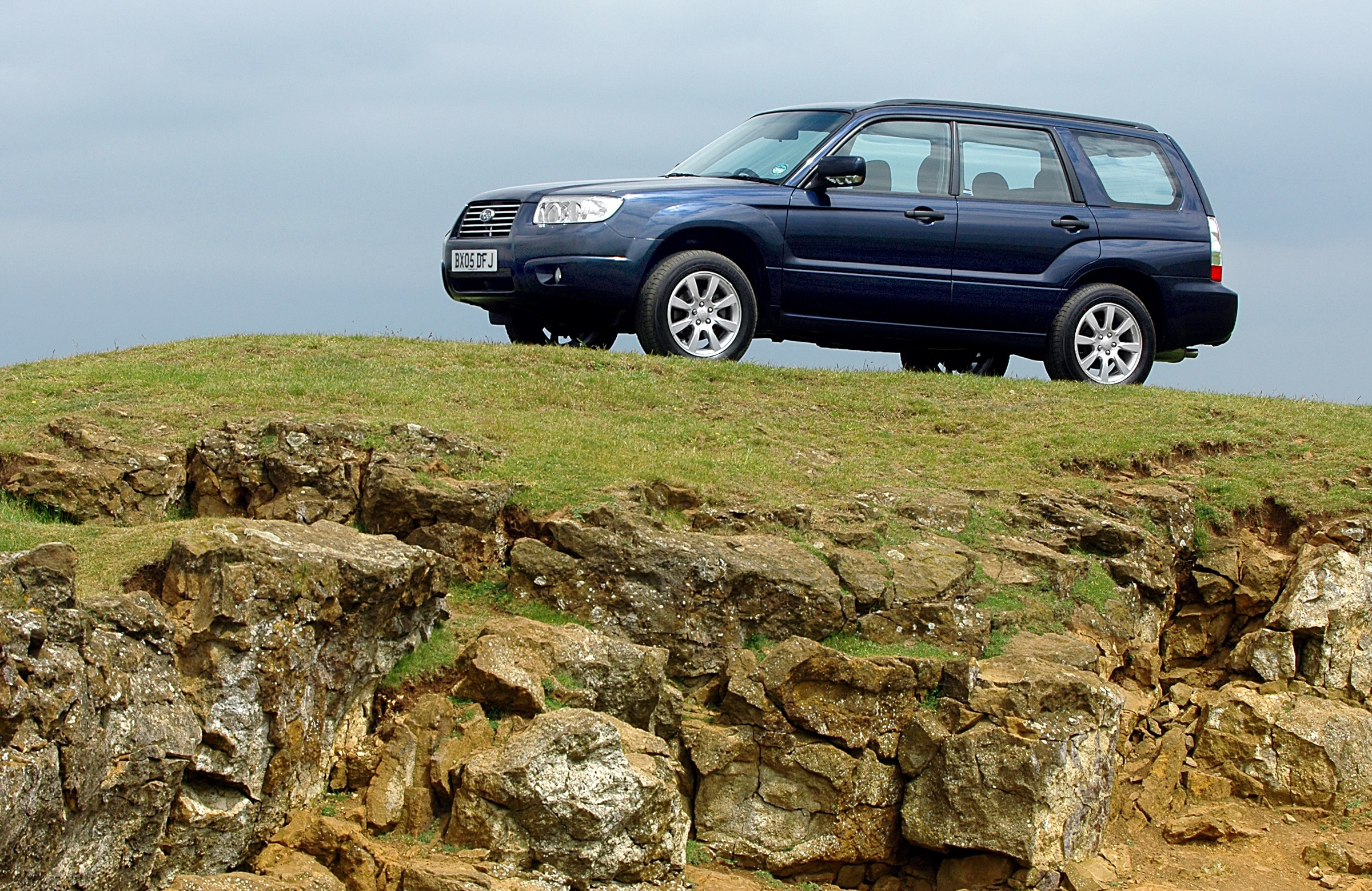 Forester The Perfect Car If You Re A Farmer Or Live In A Field