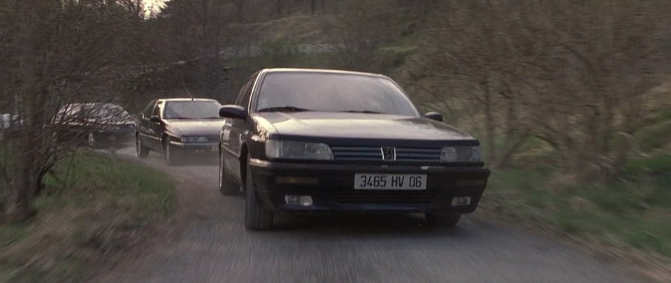 Peugeot 605, Peugeot, 605, saloon car, executive car, pollitt car, automotive, motoring, car, classic car, retro car, old car, ronin, car chase, movie car, ebay motors, autotrader