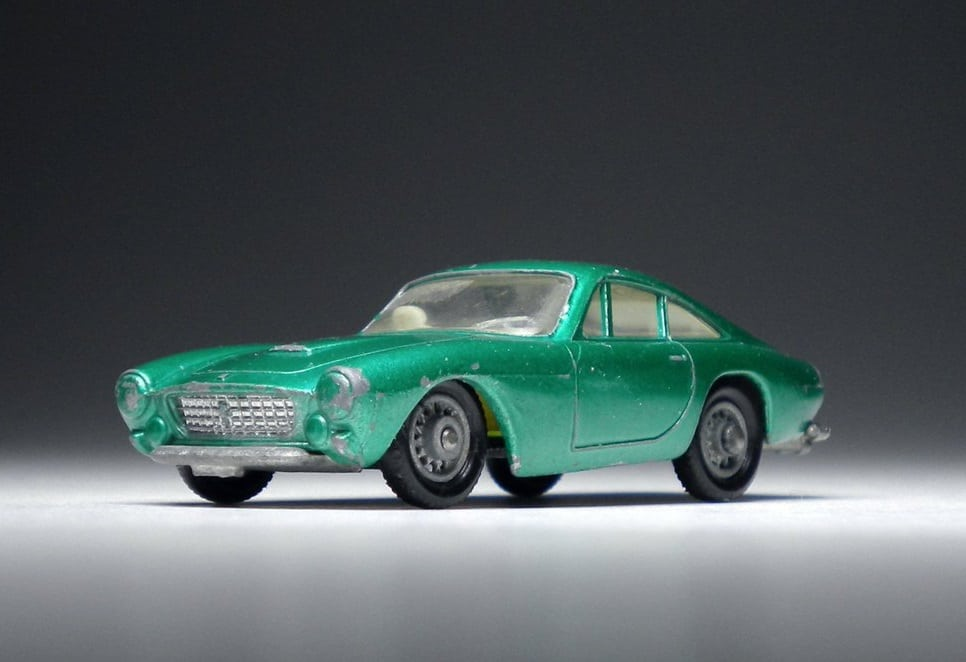 Matchbox, Matchbox Ferrari, Ferrari, Ferrari 250, 250 GT, GT, toy car, model car, Matchbox, Hot Wheels, restoration, project car, motoring, automotive, car, cars, classic car, retro car, paint car, fix car, die cast, car collector, hobby, car hobby, baremetalHW
