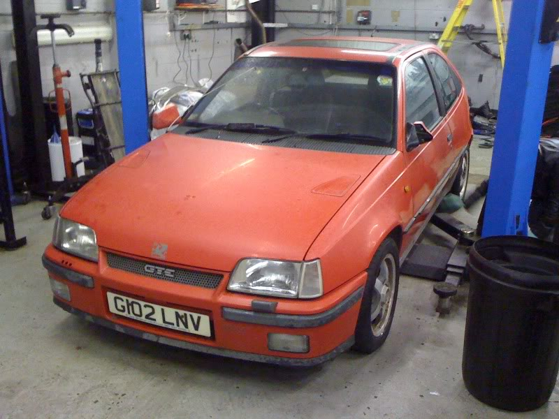 Astra GTE, Vauxhall Astra GTE, Vauxhall, Astra, GTE, motoring, automotive, cars, classic cars, automotive, motoring, hot hatch, digital dash, ebay, ebay motors, autotrader, car, cars, GTE 16V, rust, restoration project